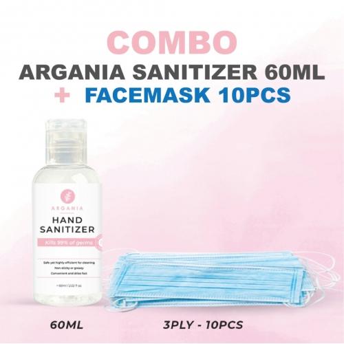 ARGANIA - SET COMBO